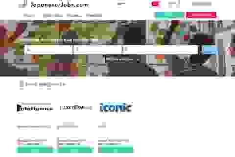 Ra mắt website dành cho ứng viên biết tiếng Nhật
