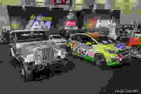 Những mẫu xe mới đáng chú ý nhất tại Triển lãm ô tô Indonesia 2017