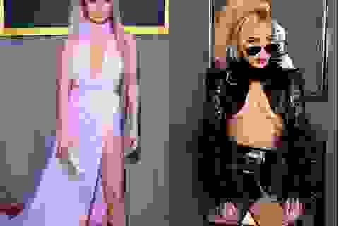 """Những """"sao"""" mặc đẹp nhất tại lễ trao giải Grammy"""