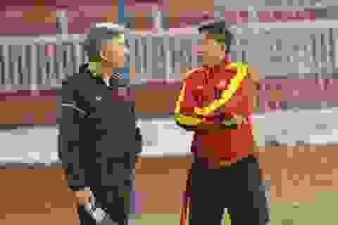Jurgen Gede là ứng viên sáng nhất cho cương vị HLV đội tuyển quốc gia