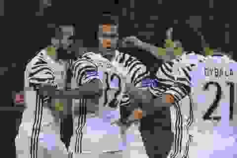 Hạ gục 10 người Porto, Juventus đặt một chân vào tứ kết