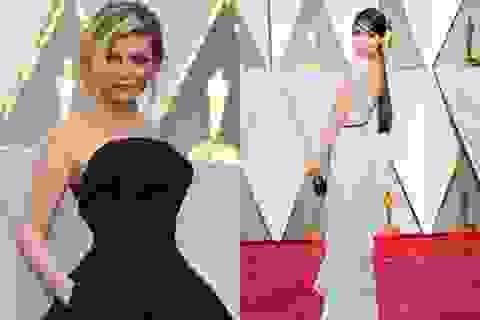 Dập dìu người đẹp trên thảm đỏ Oscar 2017