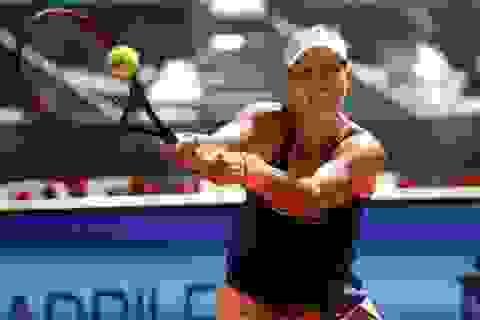 Ngày 1 - Roland Garros: Hạt giống số 1 đơn nữ Angelique Kerber xuất trận