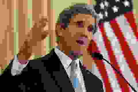 Ngoại trưởng Mỹ John Kerry tới Việt Nam cuối tuần này