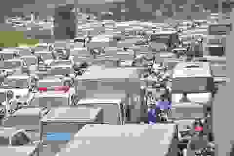 TPHCM: Đề xuất cho xe tải nhẹ vào nội đô trong giờ cao điểm