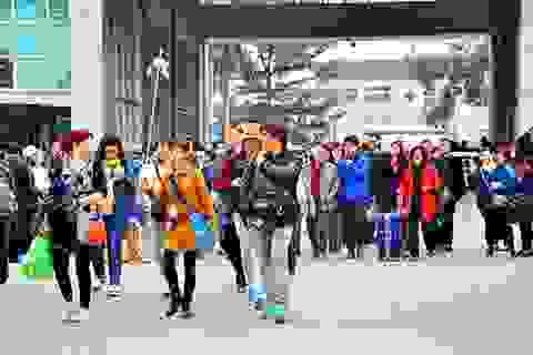 Khách Trung Quốc đến Việt Nam du lịch tăng kỷ lục