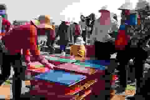 Sức sống mới tại các làng biển 1 năm sau sự cố Formosa
