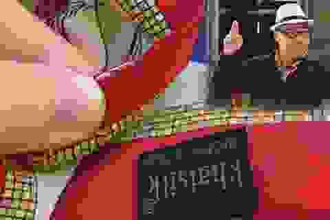 """Khaisilk bán lụa Trung Quốc: Bóc tiếp những cái tên """"chưa bị lộ"""""""
