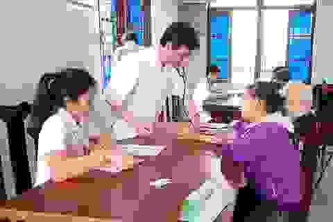 Quảng Bình: Hơn 300 người dân được khám và cấp thuốc miễn phí