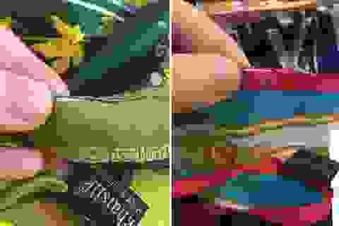 Giá khăn tơ tằm Trung Quốc nhập về 30.000 đồng/chiếc, Khaisilk bán gấp hàng chục lần