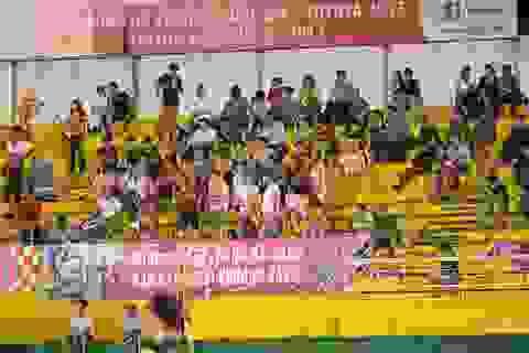 V-League vắng khán giả: Câu chuyện của một nửa sự thật