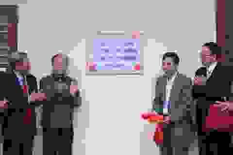 Khánh thành công trình phòng học Khuyến học và Dân trí thứ 14 tại Thái Nguyên
