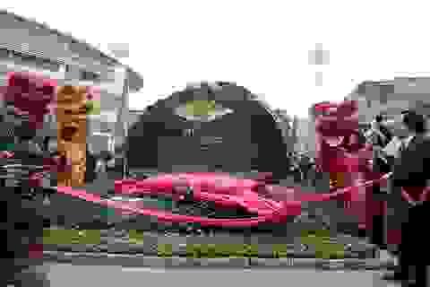 Khánh thành trường TH tại Hà Nội