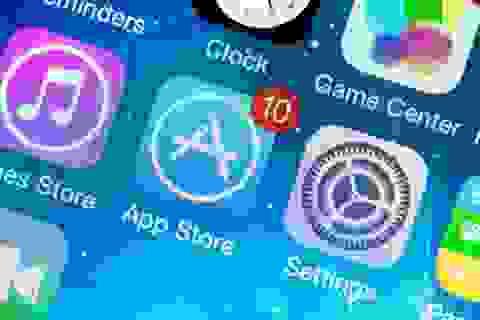 Hàng chục ngàn ứng dụng của Trung Quốc bị gỡ khỏi App Store