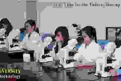 Tương lai rộng mở với khoa Công nghệ sinh học Đại học Tân Tạo