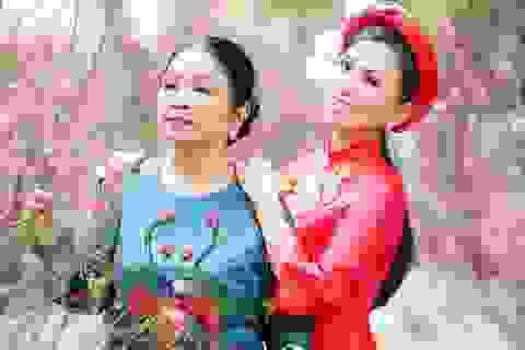 Chồng tỷ phú động viên Hà Phương về Việt Nam đón Tết cùng bố mẹ