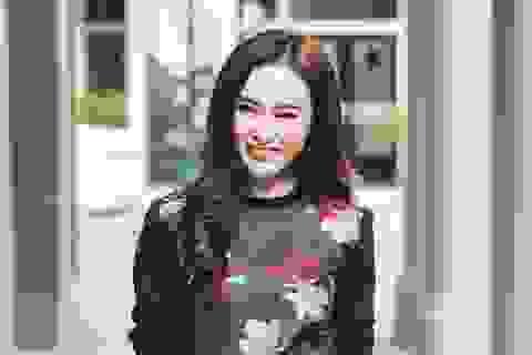 Angela Phương Trinh thích ăn thịt kho và bánh chưng ngày Tết