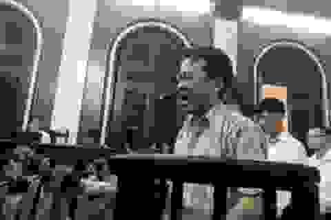 Phúc thẩm vụ VN Pharma: Bị cáo Nguyễn Minh Hùng bật khóc tại tòa