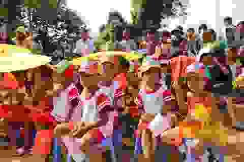 Khởi công xây dựng điểm trường Mầm non tại xã miền núi Quảng Trị