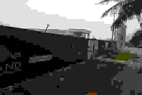 Đình chỉ thi công dự án khu phức hợp resort, trung tâm thương mại ven biển