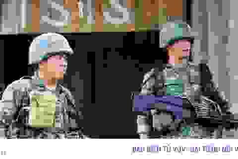Philippines đứng trước nguy cơ trở thành căn cứ khủng bố quốc tế