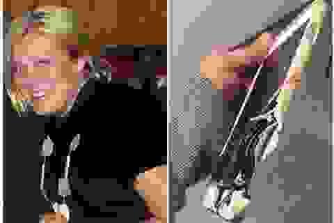 May mắn sống sót trong vụ khủng bố ở Manchester nhờ có iPhone