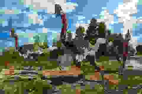Trung Quốc phát hiện một loài khủng long kỳ lạ trông cực giống con gà Tây