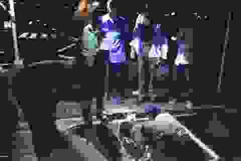 Xả thải ra sông Hậu, công ty Huy Việt - Tây Đô bị phạt gần 900 triệu đồng