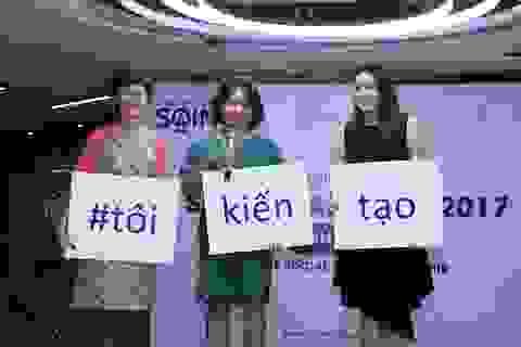 Cuộc thi Sáng tạo Xã hội 2017: Tìm kiếm và ươm tạo ý tưởng kinh doanh