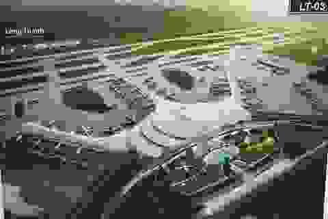 Trình Chính phủ 3 phương án kiến trúc sân bay Long Thành