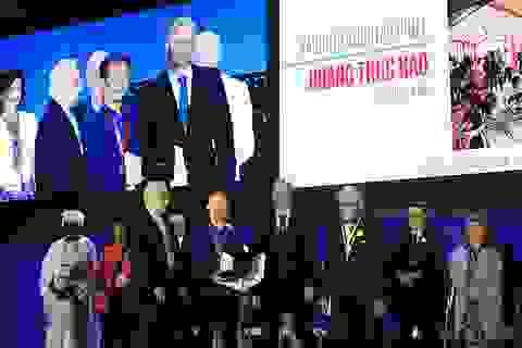 Giảng viên Xây dựng nhận giải thưởng lớn tại Đại hội Kiến trúc Thế giới