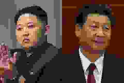 Hé lộ dấu hiệu quan hệ Trung - Triều đang xấu đi