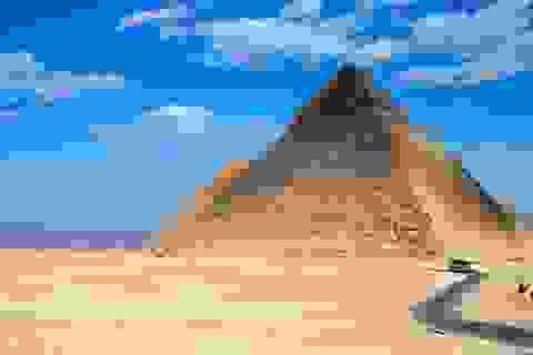 Căn phòng bí mật trong Kim tự tháp Giza sẽ giải đáp bí ẩn kéo dài 4.000 năm