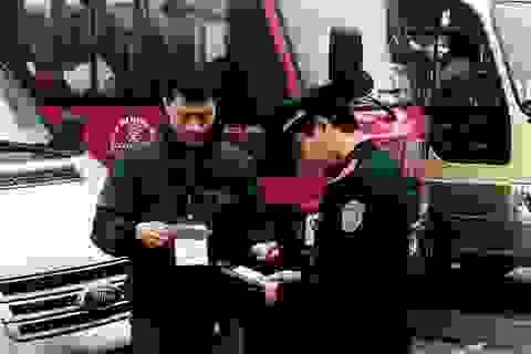 Nghệ An: 17 tài xế bị tước giấy phép lái xe 60 ngày