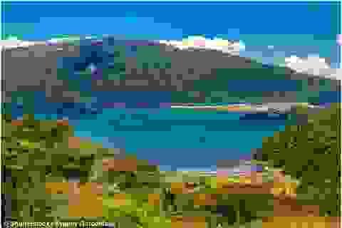 Phát hiện kỳ quan thiên nhiên thứ 8 ở New Zealand