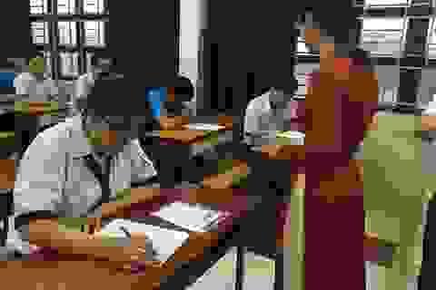 Trường ĐH Trà Vinh, ĐH Tài nguyên Môi trường TPHCM công bố điểm chuẩn