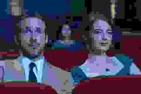 """Cặp đôi của """"La La Land"""" đều được đề cử Oscar 2017"""
