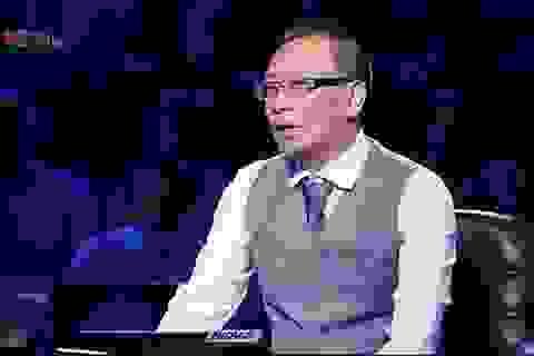 """Nhà báo Tạ Bích Loan nói gì về việc MC Lại Văn Sâm chia tay """"Ai là triệu phú""""?"""