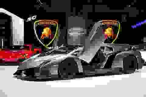 Lamborghini triệu hồi siêu xe 4 triệu USD