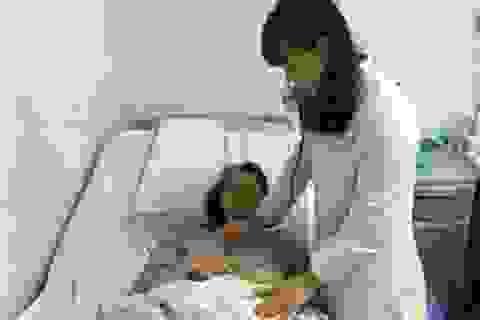 """Lần đầu tiên ở Việt Nam, thai nhi """"mọc"""" từ lá lách"""