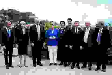 Những vui buồn của các lãnh đạo thế giới năm 2017 (phần 1)