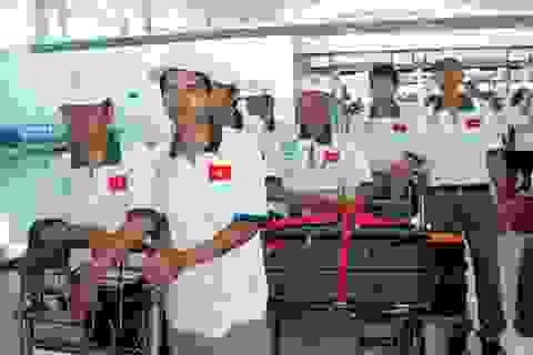 Lao động Việt tại Mỹ: Lương thấp nhất trong lao động các nước?