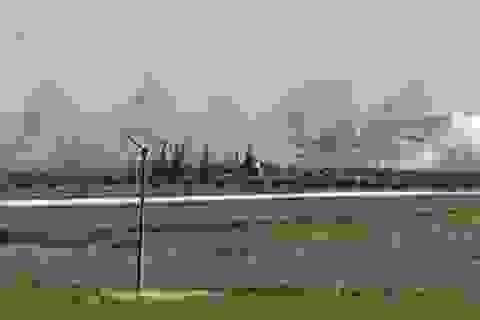Phiến quân khốn đốn tại Hama, đầu hàng Damacus