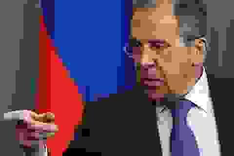 Ngoại trưởng Lavrov nói tình báo Mỹ thường xuyên nghe lén đại sứ Nga
