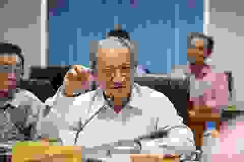 """TS Lê Đăng Doanh: """"Tăng thu đòi theo thông lệ quốc tế, nhưng chi thì rất tuỳ tiện"""""""
