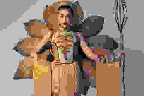 Trang phục dân tộc của Lệ Hằng chiếm 11 kiện chuyển sang Philippines
