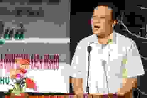 Bỏ phiếu kiểm điểm Phó Bí thư, nguyên Bí thư, Chủ tịch Bình Định