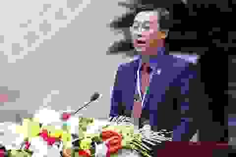 Anh Lê Quốc Phong tái đắc cử Bí thư thứ nhất TW Đoàn