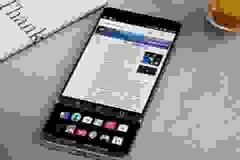 Lộ ảnh chính thức LG V30 với thiết kế màn hình phụ cực độc