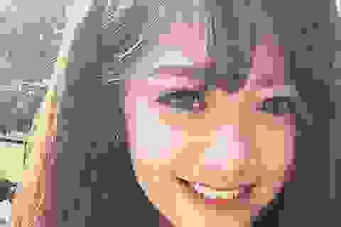 Nữ sinh Hàng không xinh xắn đến từ Lào Cai